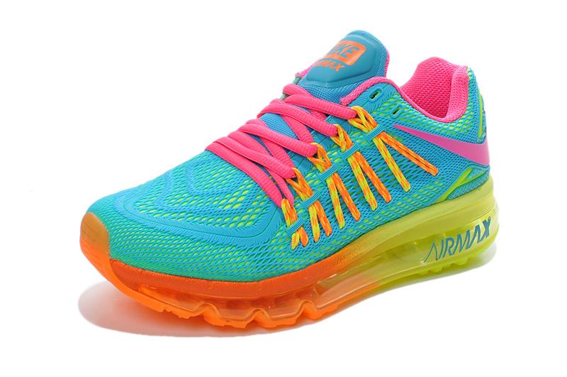 outlet store d41bd e9a56 Mode Nike Air Max 2015 Femme Grossiste Tea1345
