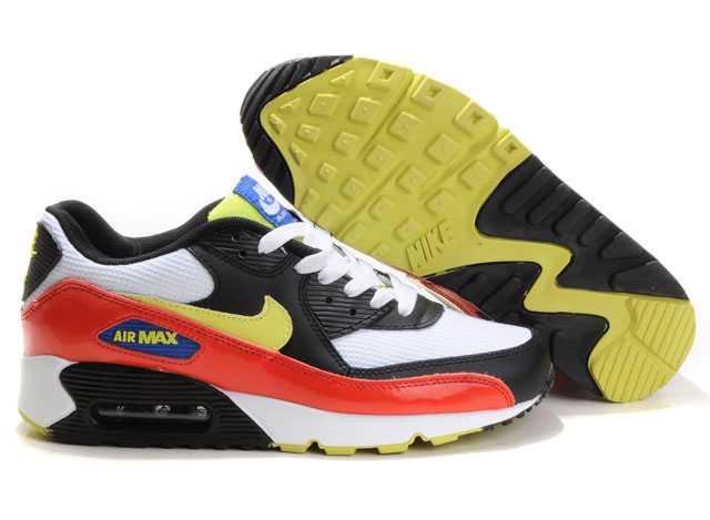 reputable site 36b31 01bc3 Acheter Nike Air Max 90 Homme Boutique Tea1141