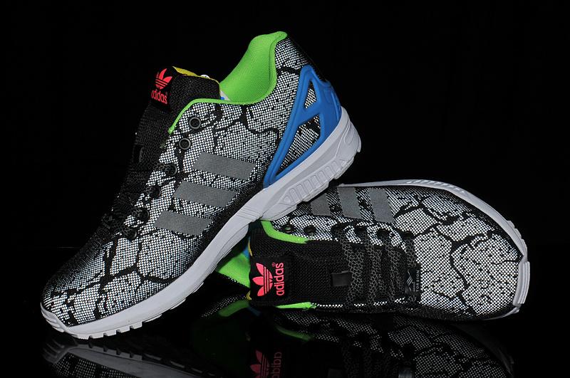 finest selection 86e51 95d17 Chaussures Adidas Zx Flux Femme Fleur En Ligne Tang306