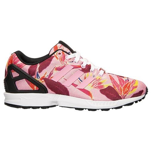 separation shoes e3529 ba5fe Mode Adidas Zx Flux Femme Fleur Grossiste Tang346