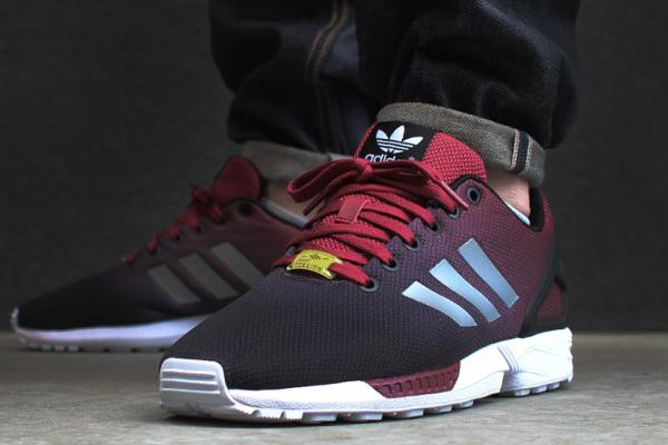 half off 23612 84e0a Nouveau Adidas Zx Flux Homme Grossiste Tang620